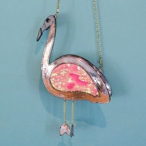 Other - Pink Flamingo purse